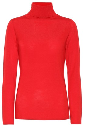 Jardin Des Orangers Wool turtleneck sweater