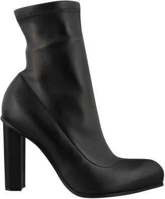 Alexander McQueen Block Heel Boots