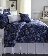 Southern Living Fairfield Floral Cotton Comforter Mini Set