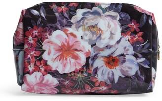 Harrods Tea Rose Cosmetics Bag