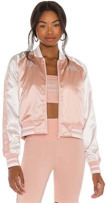 Kappa x JUICY COUTURE Europa Jacket