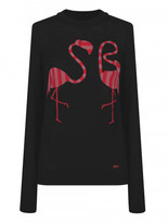 Sonia Rykiel The Webster x Lane Crawford flamingo knit