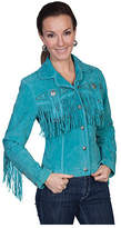 Scully Women's Boar Suede Jacket L152 Tall