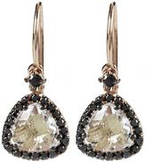 Suzanne Kalan Rose Gold Dangle Earring
