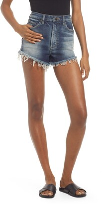 Lee High Waist Cutoff Denim Shorts