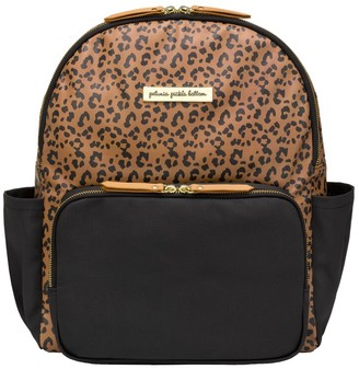 Petunia Pickle Bottom PPB District Backpack Leopard