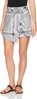 GUESS Women's Isla a-Line Skirt
