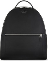 Smythson Burlington small grained leather backpack