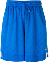 Adidas Originals By Alexander Wang - soccer shorts - unisex - Polyester - S