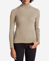 Eddie Bauer Women's Medina Turtleneck Sweater