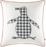 Original Penguin Flynn Gingham Pete the Square Pillow