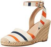 Franco Sarto Women's L-Mirana Espadrille Wedge Sandal