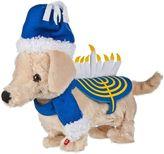 Bed Bath & Beyond Dancing Hanukkah Puppy