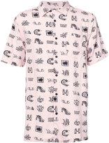 Vans embroidered shirt
