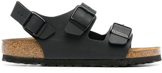 Birkenstock Milano double-buckle sandals