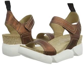 Fly London SENA580FLY (Copper Idra) Women's Shoes