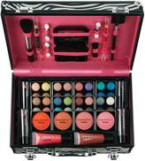 SHANY Carry All Makeup Train Case with Pro Makeup and Reusable Aluminum Case