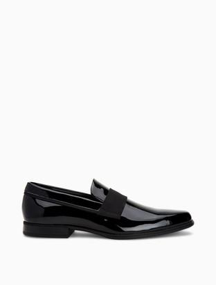 Calvin Klein Demetrius Patent Leather Loafer