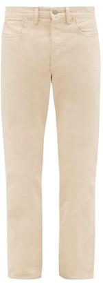 Ralph Lauren RRL Straight-leg Jeans - Cream