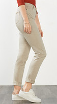Esprit EDC - Five-pocket trousers in stretch