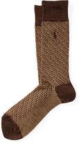 Polo Ralph Lauren Herringbone Trouser Socks