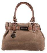 Lanvin Small Nubuck Kentucky Bag