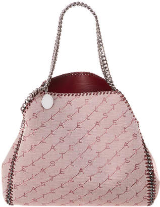 Stella McCartney Falabella Reversible Monogram Canvas Tote