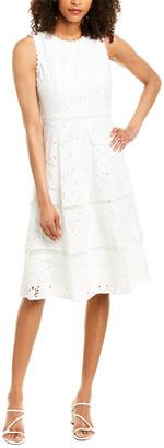 Karl Lagerfeld Paris A-Line Dress