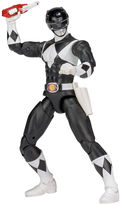 Asstd National Brand Power Rangers Legacy Mighty Morphin Action Figure - Black Ranger