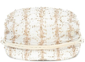 Maison Michel Exclusive to Mytheresa a New Abby tweed hat