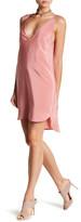 Amanda Uprichard Vita Hi-Lo Silk Dress