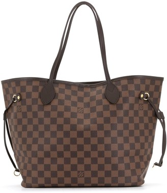 Louis Vuitton 2018 pre-owned Neverfull MM tote bag