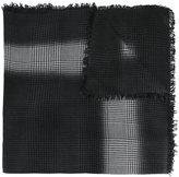 Faliero Sarti Zenaide scarf - unisex - Silk/Virgin Wool - One Size