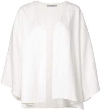 Dusan collarless jacket