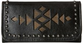 American West Azteca Trifold Wallet