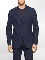 Calvin Klein Classic Fit Grindle Dobby Jacket