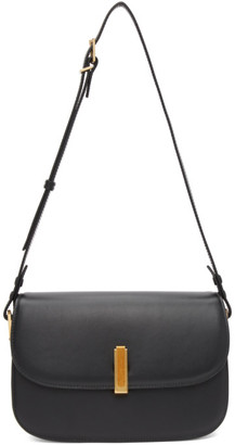 Maison Margiela Black Co-Ed Messenger Bag
