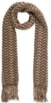 Missoni Chevron Knit Scarf