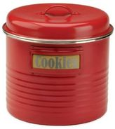 Typhoon Vintage Large Canister in Red