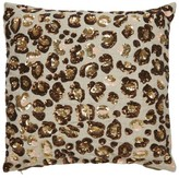 Lulu & Georgia Kate Spade New York Yorkville Sequin Leopard Pillow