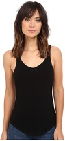 LnA V Ribbed Tank Top