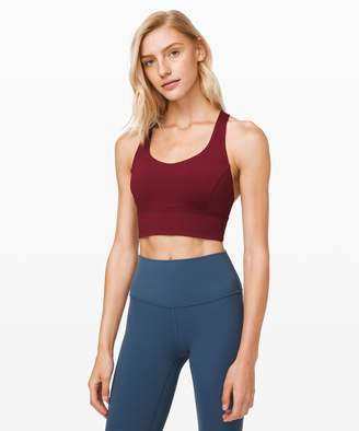 Lululemon Free To Be Serene Bra *Long Line Online Only