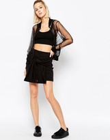 Cheap Monday Tie Waist Skirt