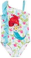 Disney The Little Mermaid One Piece Swimsuit Toddler Girls