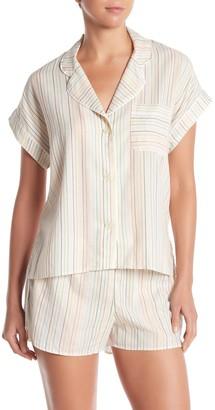 Madewell Rainbow Stripe Bedtime Pajama (Regular & Plus Size)