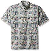 Reyn Spooner Men's Summer Commemorative 2017 Pullover Hawaiian Shirt