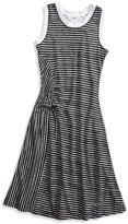 GUESS Striped Maxi Dress (2-6x)