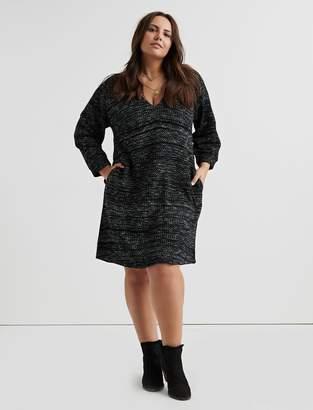 Lucky Brand Knit Shift Dress