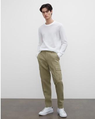 Club Monaco Twill Cargo Pants