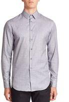Giorgio Armani Printed Sport Shirt